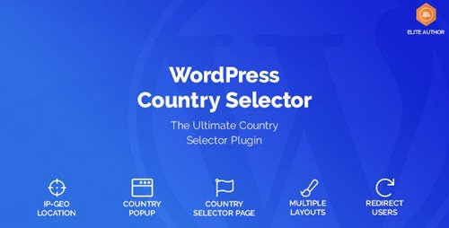 CodeCanyon - Wordpress Country Selector v1.6.0 - 15846619