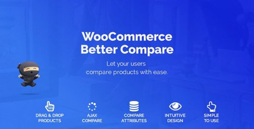 CodeCanyon - WooCommerce Compare Products v1.3.10 - 21158249