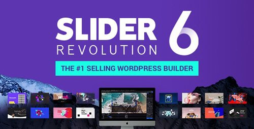 CodeCanyon - Slider Revolution v6.2.10 - Responsive WordPress Plugin - 2751380 - NULLED