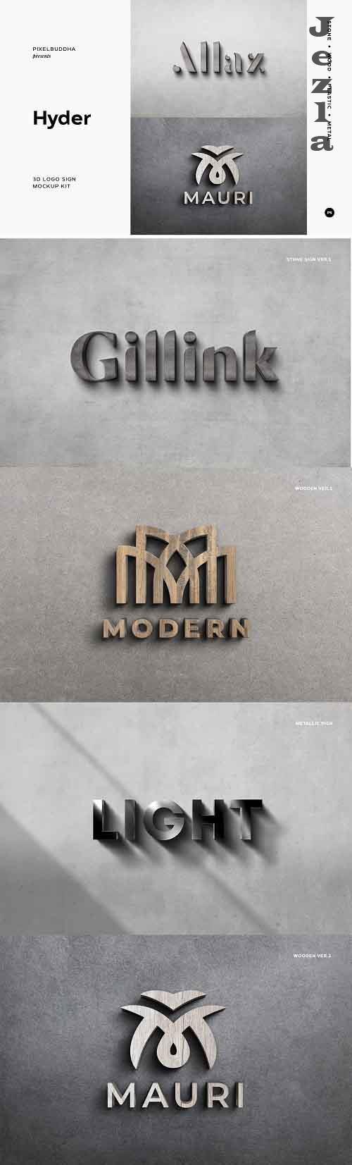 Hyder Sign Mockups 5004440
