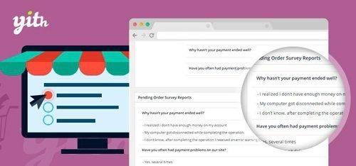 YiThemes - YITH WooCommerce Pending Order Survey v1.0.16