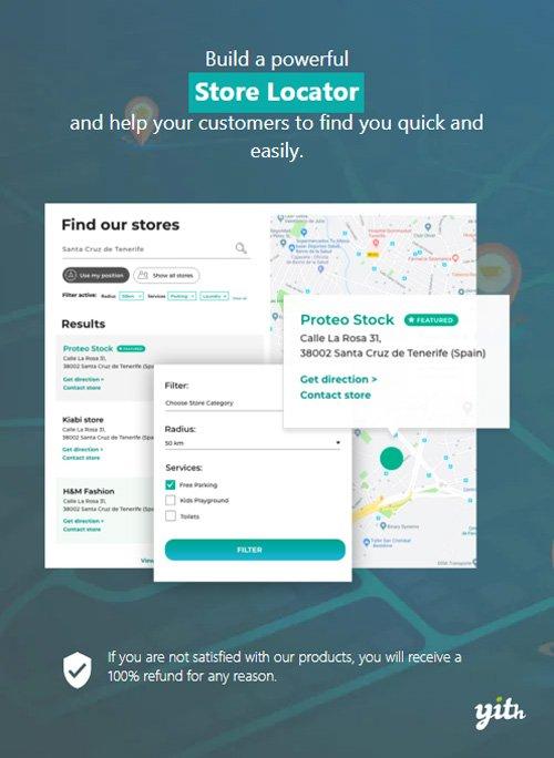 YiThemes - YITH Store Locator for WordPress v1.0.2