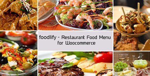 CodeCanyon - Foodlify v1.3 - Restaurant Food Menu for Woocommerce - 11493327