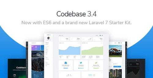 ThemeForest - Codebase v3.4 - Bootstrap 4 Admin Dashboard Template & Laravel 7 Starter Kit - 20289243