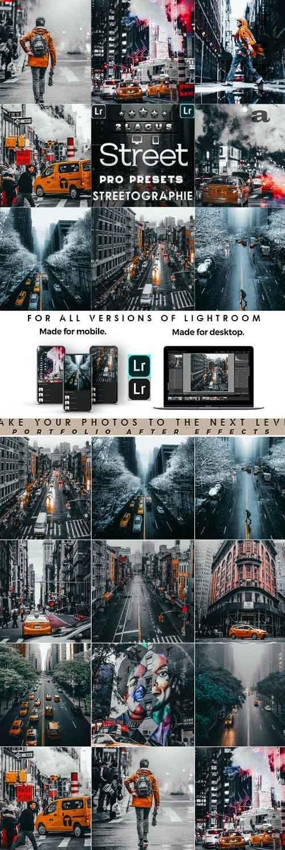 Streetographie - Cinematic LRM Presets 26656550