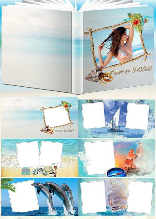 Фотокнига - У самого синего моря
