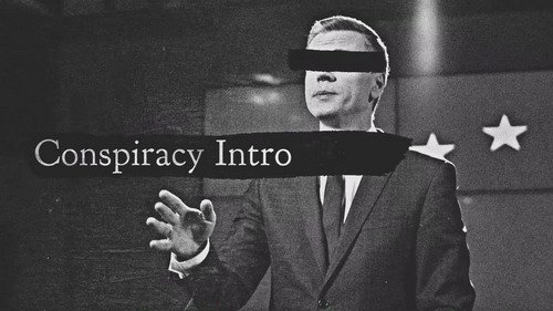 Conspiracy Intro - PRMPRO Template