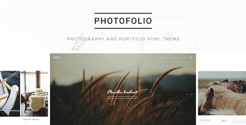 Photofolio v1.0 - Photography & Portfolio HTML Template (Update: 11 October 16) - 17552834