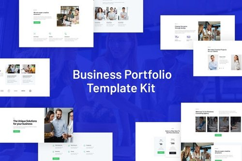 ThemeForest - Rhodos v1.0 - Business Portfolio Elementor Blocks & Template Kit - 26800877