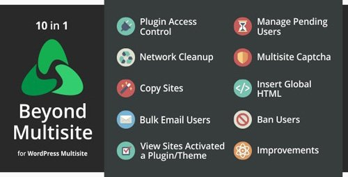 CodeCanyon - Beyond Multisite v1.11.0 - Utilities for WordPress Network Admins - 19633352