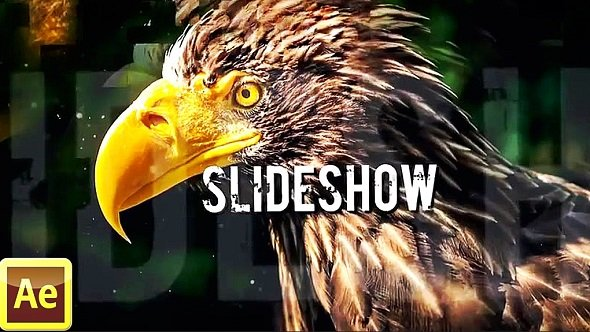 3d Pixel Slideshow 10942815 - Project for After Effects