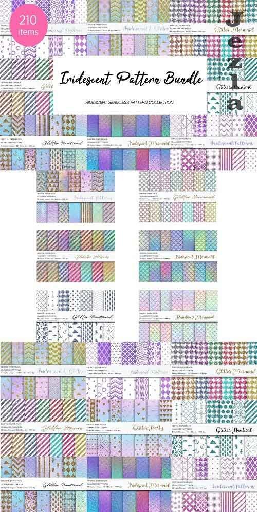 Iridescent Pattern Bundle - 4944684