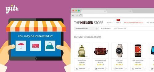 YiThemes - YITH WooCommerce Recently Viewed Products v1.5.11