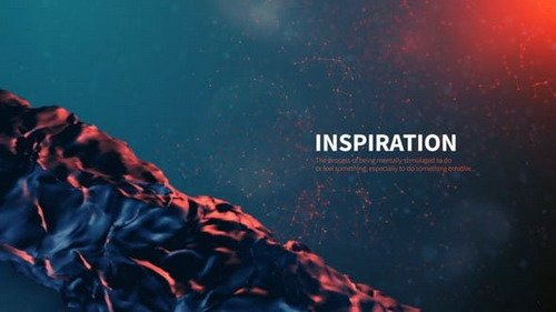 Inspiration 7543146 - Project for After Effects (Videohive)