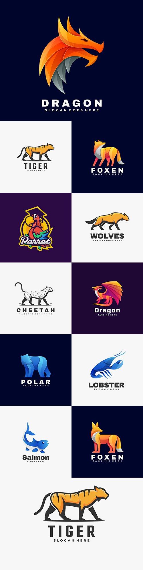 Brand name company logos business corporate design 17