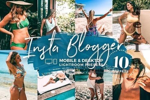 10 Insta Blogger Mobile Presets 5142984
