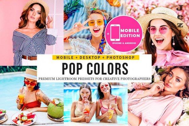 Pop Colors LRM Presets 5123669