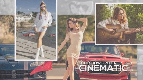 Проект ProShow Producer - Modern Style Slideshow