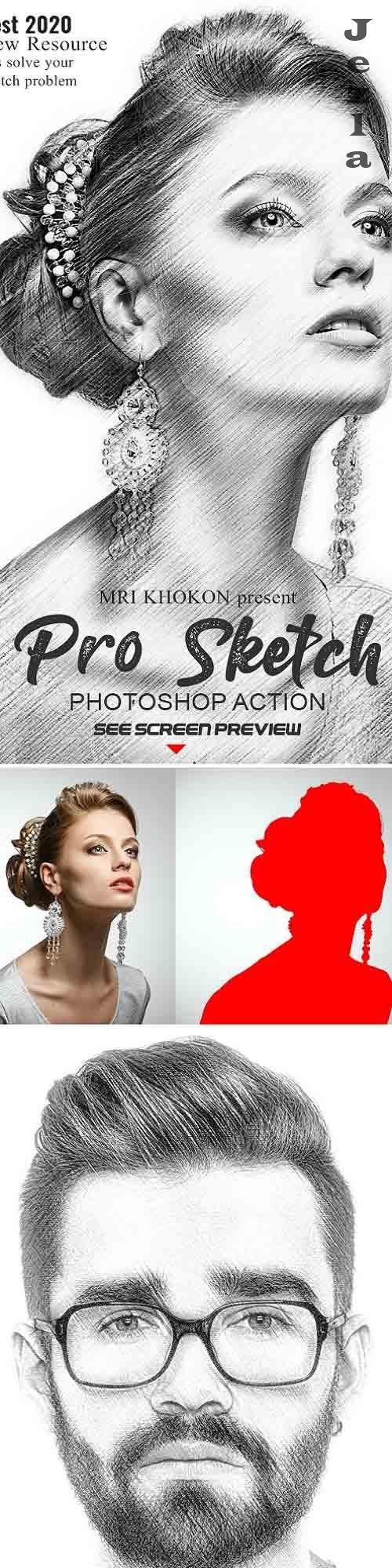 Pro Sketch PHSP Action 26522055