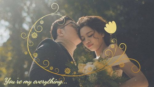 Проект ProShow Producer - Wedding Soon