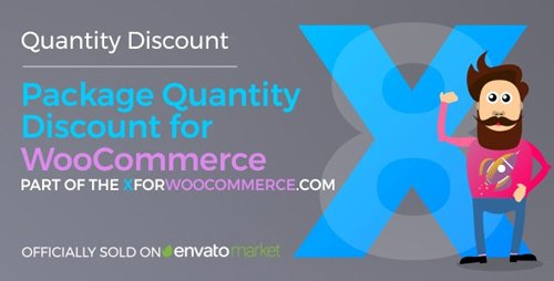CodeCanyon - Package Quantity Discount for WooCommerce v1.0 - 27635072 - NULLED