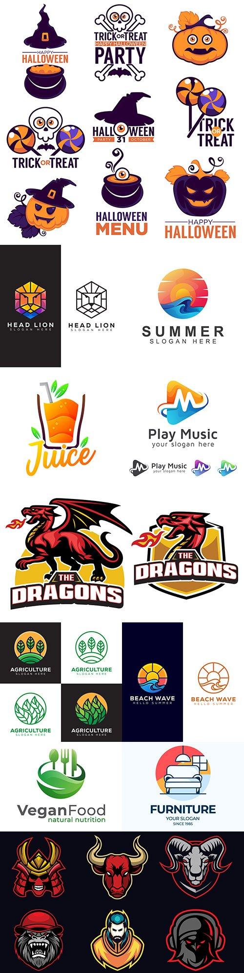Brand name company logos business corporate design 33