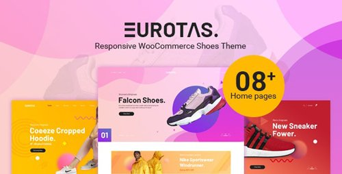 ThemeForest - Eurotas v1.0 - Clean, Minimal WooCommerce Theme - 24901882