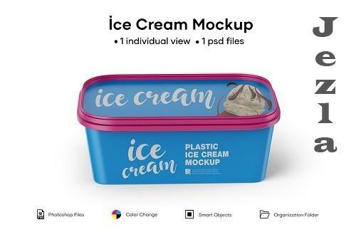 Ice Cream Mockup 5224092