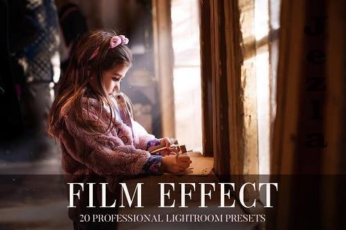 Film Effect LRM Presets 4821836