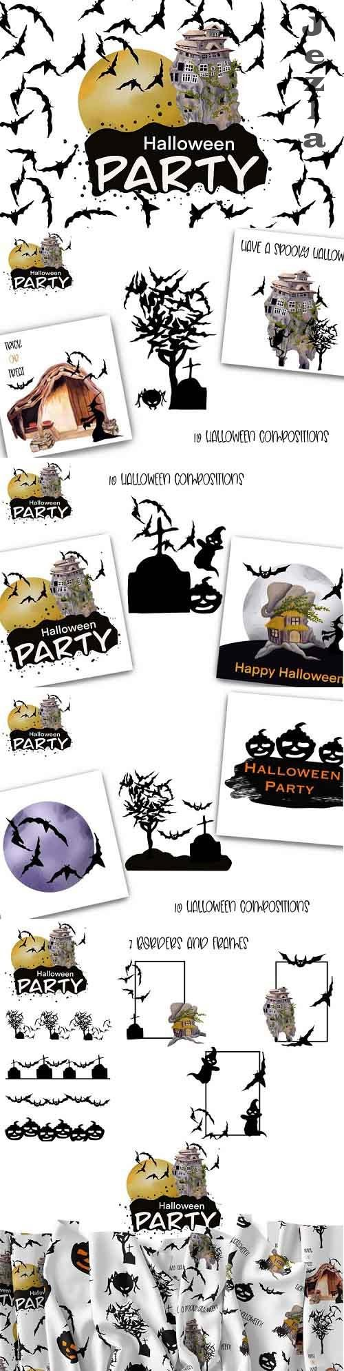 Halloween Party Collection - 824492