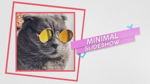 Проект ProShow Producer - Minimal BD Slideshow