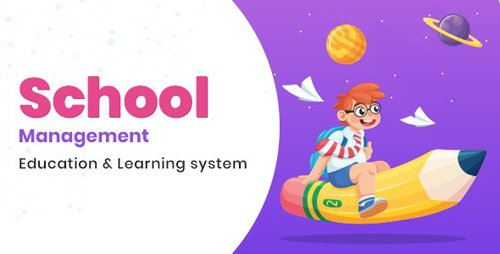 CodeCanyon - School Management v6.0 - Education & Learning Management system for WordPress - 24678776 - NULLED