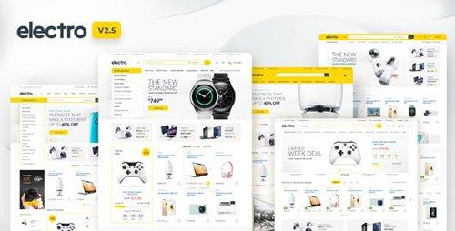 ThemeForest - Electro v2.5.9 - Electronics Store WooCommerce Theme - 15720624
