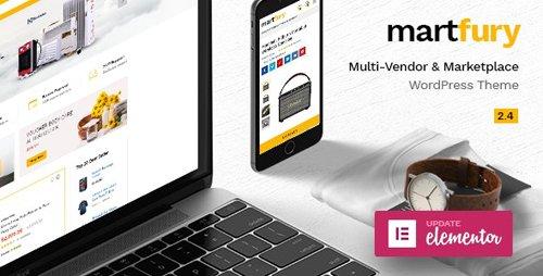 ThemeForest - Martfury v2.4.9 - WooCommerce Marketplace WordPress Theme - 21273233