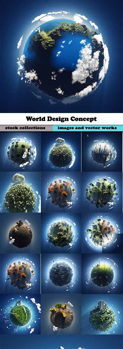 EM - World Design Concept - 25xJPG