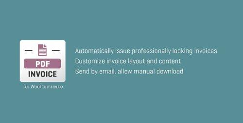 CodeCanyon - WooCommerce PDF Invoice v3.2.1 - 5951088