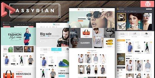 ThemeForest - Assyrian v1.7.4 - Responsive Fashion WordPress Theme - 10943637