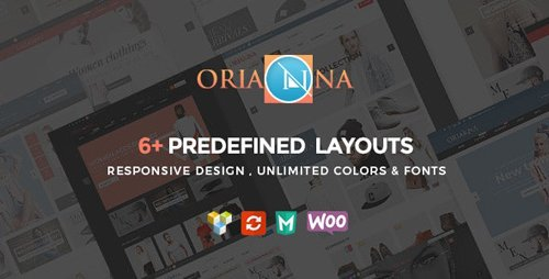ThemeForest - Orianna v1.4.5 - Responsive WooCommerce Fashion Theme - 11797176