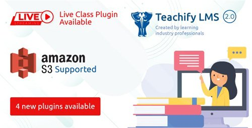 CodeCanyon - Teachify LMS v2.3.0 - Powerful Learning Management System - 26927646
