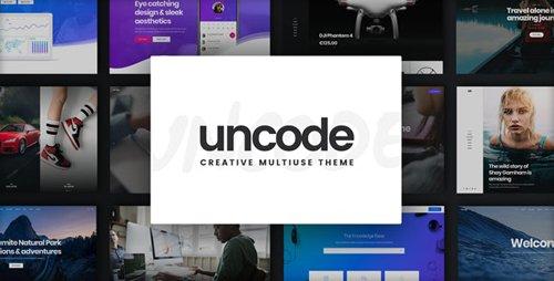 ThemeForest - Uncode v2.2.8.4 - Creative Multiuse WordPress Theme - 13373220 - NULLED