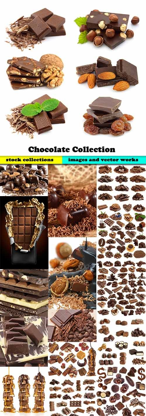 Chocolate Collection 20xJPG