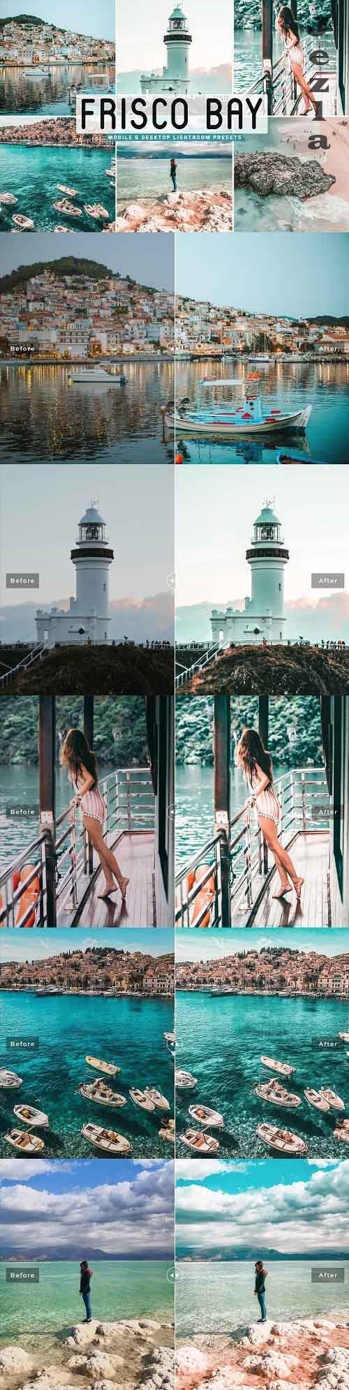 Frisco Bay Pro Lightroom Presets - 5353678 - Mobile & Desktop
