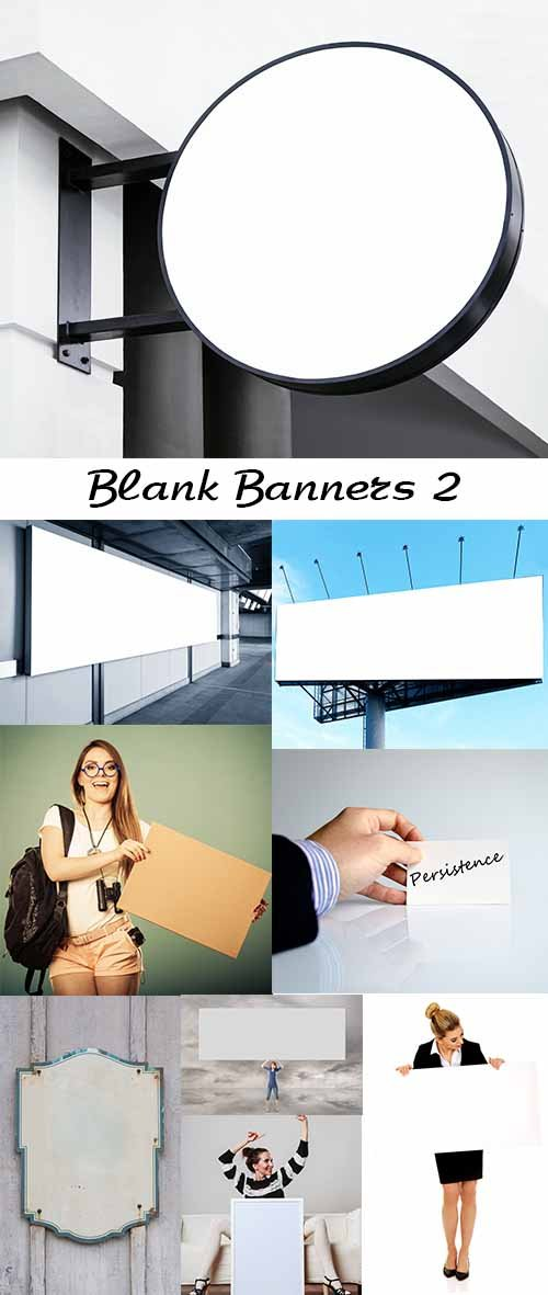 Blank Banners 2
