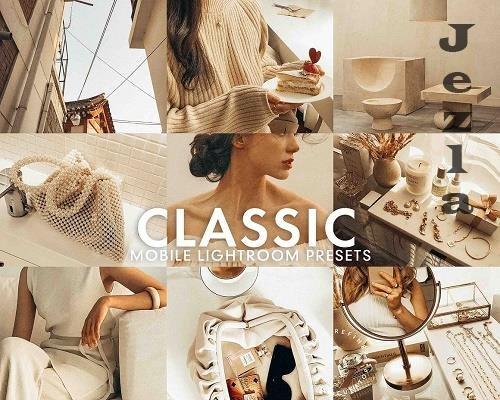 5 Classic Mobile Lightroom Presets 5277232