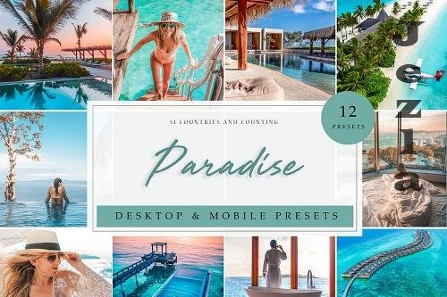 LR | Paradise Summer Presets 3952616