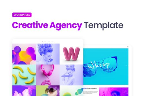 ThemeForest - Whoop v1.0 - Creative Agency Elementor Template Kit - 28344488