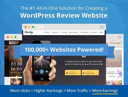MyThemeShop - WP Review Pro v3.4.8 - WordPress Plugin