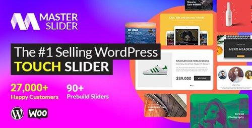 CodeCanyon - Master Slider v3.4.2 - Touch Layer Slider WordPress Plugin - 7467925 -