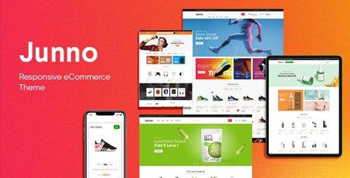ThemeForest - Junno v1.0 - Multipurpose WooCommerce WordPress Theme - 28246209