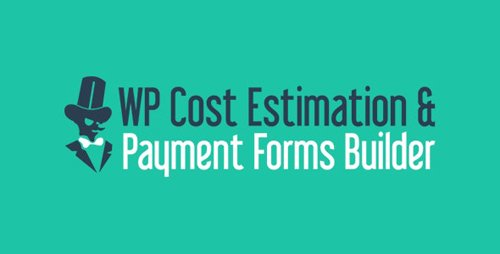 CodeCanyon - WP Cost Estimation & Payment Forms Builder v9.709 - 7818230 -
